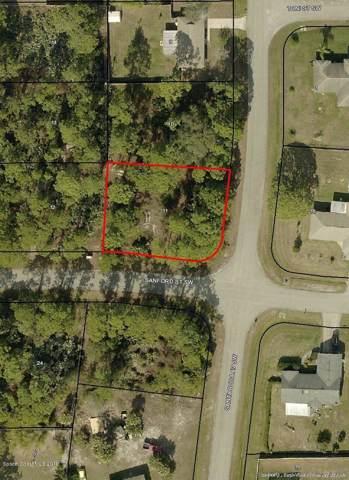 0 Santa Rosa & Sanford (2 Lots) Avenue SW, Palm Bay, FL 32908 (MLS #860801) :: Premium Properties Real Estate Services