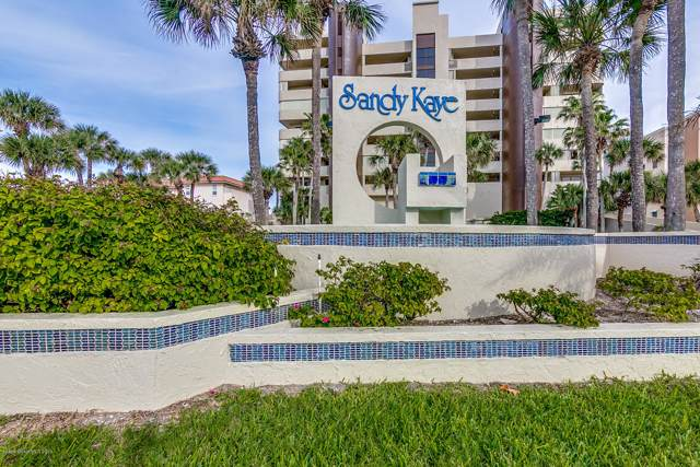 2835 N Highway A1a #702, Indialantic, FL 32903 (MLS #860803) :: Premium Properties Real Estate Services
