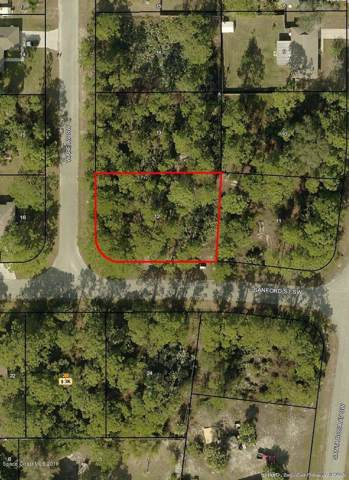 0 Ware & Sanford (2 Lots) Avenue SW, Palm Bay, FL 32909 (MLS #860804) :: Premium Properties Real Estate Services