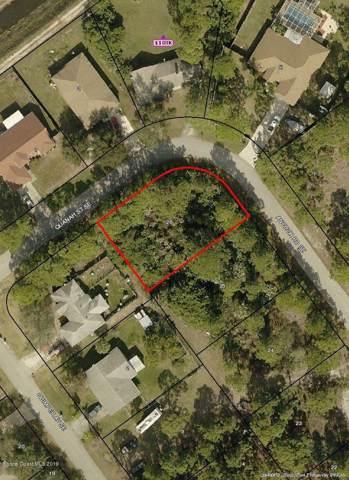 0 Anchor & Quanah (2 Lots) Road SE, Palm Bay, FL 32909 (MLS #860806) :: Premium Properties Real Estate Services