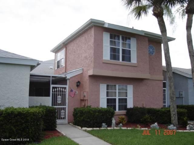 1495 Malibu Circle NE #111, Palm Bay, FL 32905 (MLS #860815) :: Premium Properties Real Estate Services