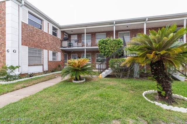 190 E Olmstead Drive G1, Titusville, FL 32780 (MLS #860828) :: Premium Properties Real Estate Services