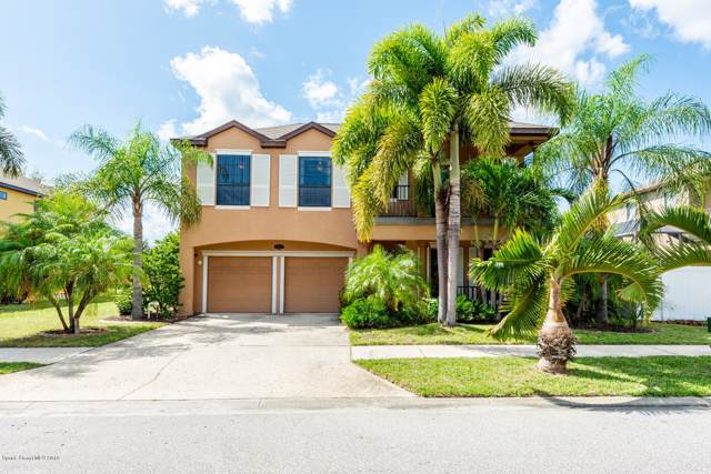 2933 Glenridge Circle, Merritt Island, FL 32953 (MLS #860872) :: Premium Properties Real Estate Services