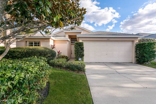 1717 Morning Glory Drive, Melbourne, FL 32940 (MLS #860912) :: Premium Properties Real Estate Services