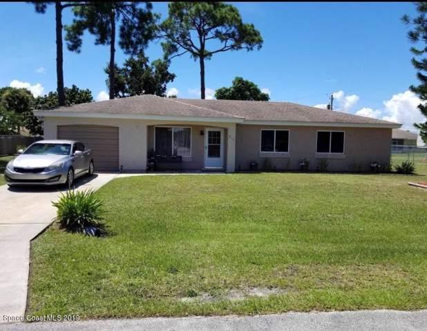 950 Peach Avenue NE, Palm Bay, FL 32907 (MLS #860916) :: Premium Properties Real Estate Services