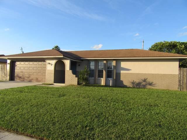 210 Perth Avenue, Merritt Island, FL 32953 (MLS #860919) :: Premium Properties Real Estate Services
