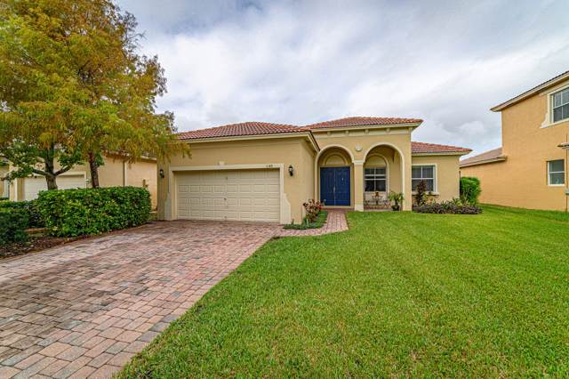 6148 Santa Margarito Drive, Ft. Pierce, FL 34951 (MLS #860920) :: Premium Properties Real Estate Services