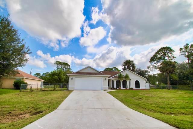 1773 Tharp Road SE, Palm Bay, FL 32909 (MLS #860927) :: Premium Properties Real Estate Services