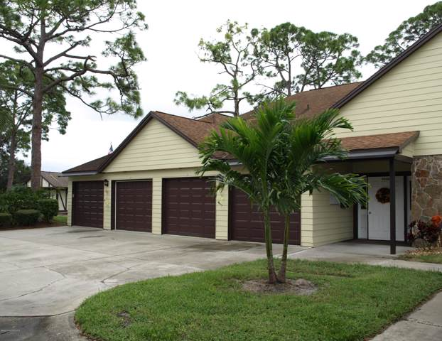 9000 Wedgewood Place 5-E, West Melbourne, FL 32904 (MLS #860937) :: Premium Properties Real Estate Services