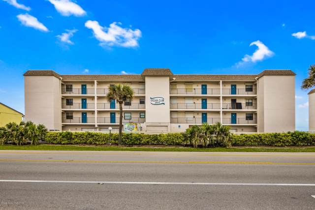 2975 S Highway A1a #131, Melbourne Beach, FL 32951 (MLS #860944) :: Premium Properties Real Estate Services
