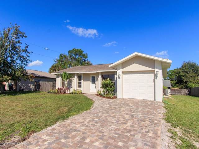 783 Norse Street NW, Palm Bay, FL 32907 (MLS #860952) :: Blue Marlin Real Estate