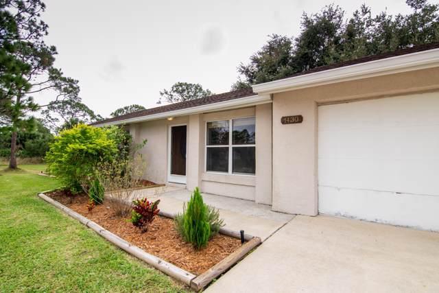 1430 Traverse Street SE, Palm Bay, FL 32909 (MLS #860956) :: Armel Real Estate