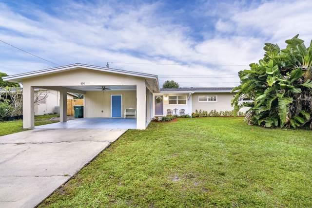626 Louvre Drive, Melbourne, FL 32935 (MLS #860959) :: Armel Real Estate