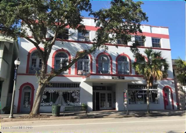 909 E New Haven Avenue, Melbourne, FL 32901 (MLS #861002) :: Premium Properties Real Estate Services