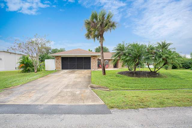 843 Landsdowne Drive, Sebastian, FL 32958 (MLS #861081) :: Blue Marlin Real Estate