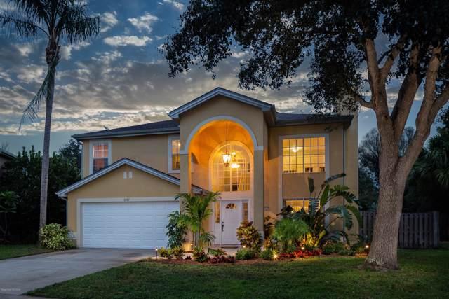 6967 Hammock Lakes Drive, Melbourne, FL 32940 (MLS #861097) :: Armel Real Estate