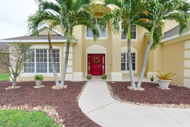 414 Lenore Court, Rockledge, FL 32955 (MLS #861112) :: Premium Properties Real Estate Services