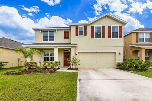 4617 Amaca Bay Lane, Melbourne, FL 32935 (MLS #861122) :: Premium Properties Real Estate Services