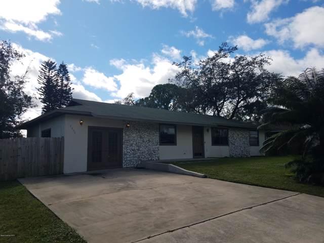 4257 Piedras Street, Cocoa, FL 32927 (MLS #861127) :: Premium Properties Real Estate Services