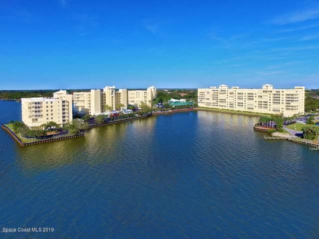 490 Sail Lane #604, Merritt Island, FL 32953 (MLS #861138) :: Premium Properties Real Estate Services