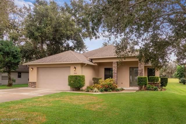 3645 Sawgrass Drive, Titusville, FL 32780 (MLS #861150) :: Premium Properties Real Estate Services