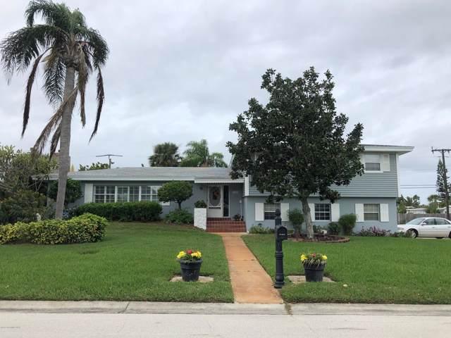 1202 Seminole Drive, Indian Harbour Beach, FL 32937 (MLS #861181) :: Premium Properties Real Estate Services