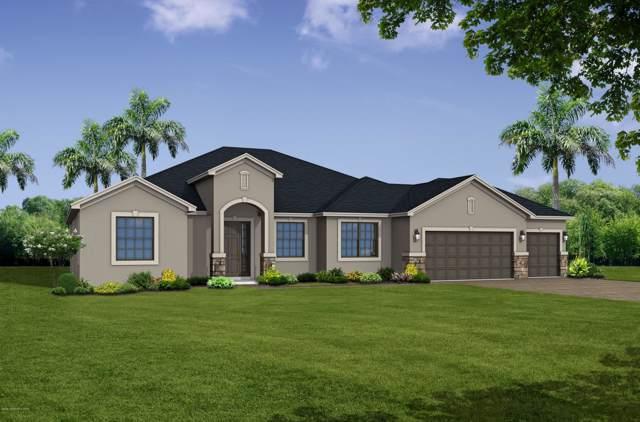 7566 Millbrook Avenue, Melbourne, FL 32940 (MLS #861213) :: Premium Properties Real Estate Services