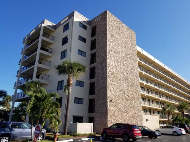 3170 N Atlantic Avenue #414, Cocoa Beach, FL 32931 (MLS #861285) :: Premium Properties Real Estate Services