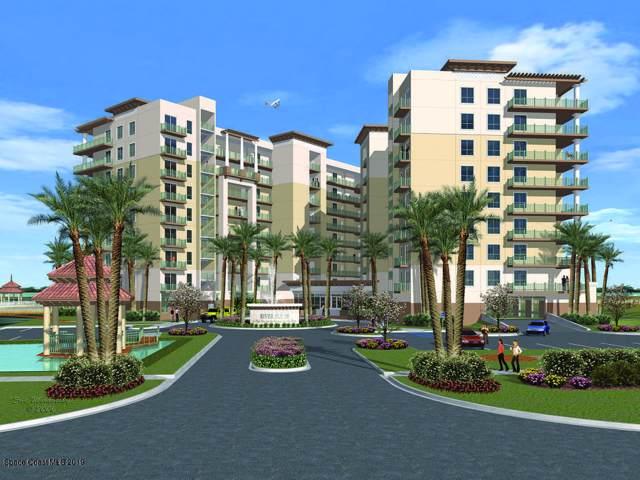 715 Pilots Lane #302, Merritt Island, FL 32953 (MLS #861304) :: Premium Properties Real Estate Services