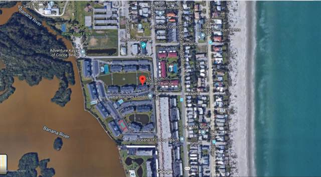 550 S Brevard Avenue #525, Cocoa Beach, FL 32931 (MLS #861331) :: Premium Properties Real Estate Services