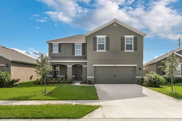 4730 Pagosa Springs Circle, Melbourne, FL 32901 (MLS #861377) :: Engel & Voelkers Melbourne Central