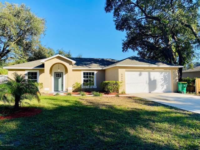 5955 Homestead Avenue, Cocoa, FL 32927 (MLS #861378) :: Premium Properties Real Estate Services