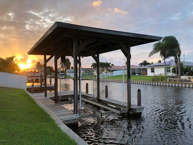 411 Saint Georges Court, Satellite Beach, FL 32937 (MLS #861424) :: Premium Properties Real Estate Services