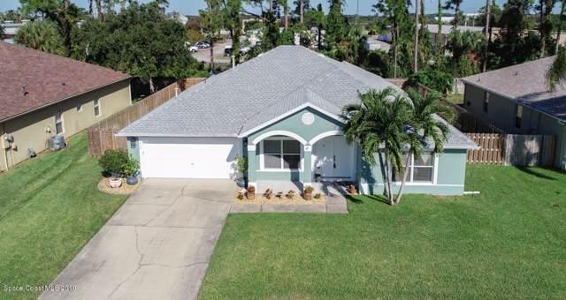 316 Tunbridge Drive, Rockledge, FL 32955 (MLS #861425) :: Premium Properties Real Estate Services