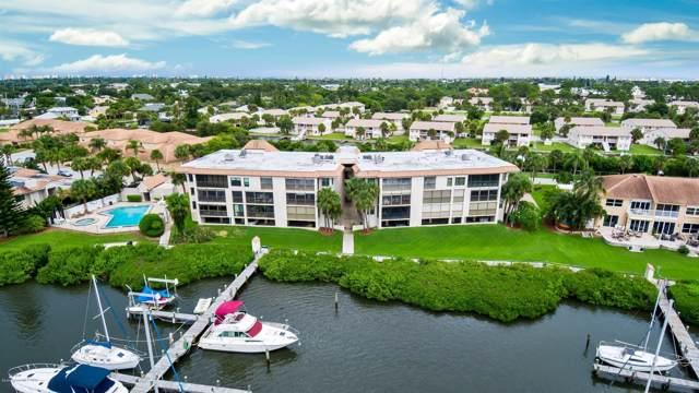18 Marina Isles Boulevard #204, Indian Harbour Beach, FL 32937 (MLS #861438) :: Premium Properties Real Estate Services