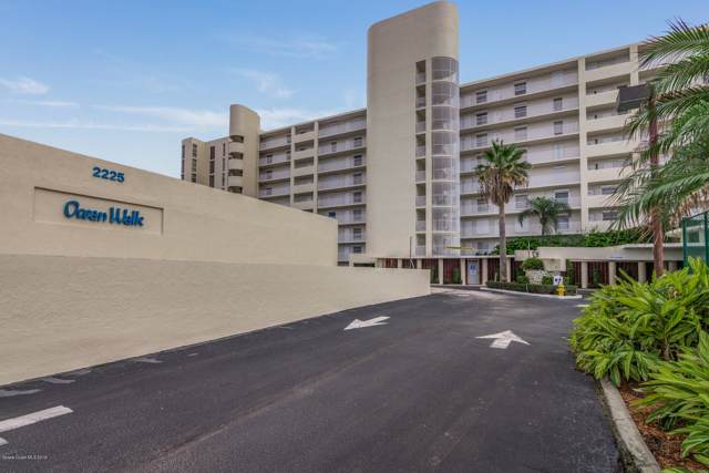 2225 Highway A1a #306, Indian Harbour Beach, FL 32937 (MLS #861448) :: Premium Properties Real Estate Services