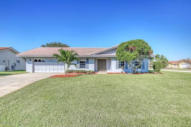 480 Red Sail Way, Satellite Beach, FL 32937 (MLS #861510) :: Premium Properties Real Estate Services