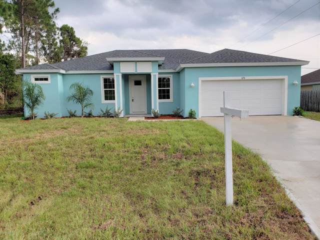 338 Brickell Street SE, Palm Bay, FL 32909 (MLS #861517) :: Premium Properties Real Estate Services