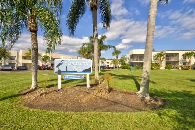 200 International Drive #505, Cape Canaveral, FL 32920 (MLS #861604) :: Premium Properties Real Estate Services