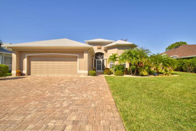 6031 Herons Landing Drive, Rockledge, FL 32955 (MLS #861725) :: Blue Marlin Real Estate