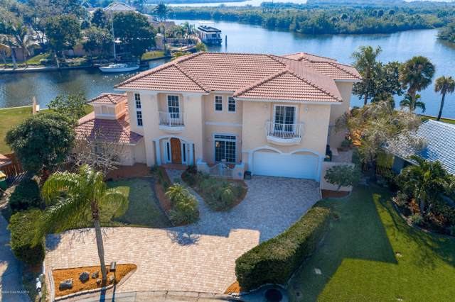 52 Yawl Drive, Cocoa Beach, FL 32931 (MLS #861737) :: Premium Properties Real Estate Services