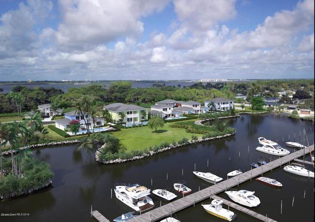 2465 Marina Way, Merritt Island, FL 32952 (MLS #861740) :: Blue Marlin Real Estate