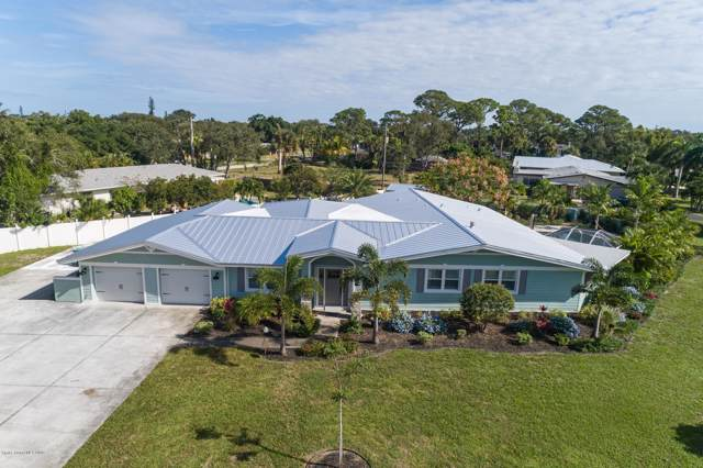 905 Magnolia Drive, Indialantic, FL 32903 (MLS #861744) :: Premium Properties Real Estate Services