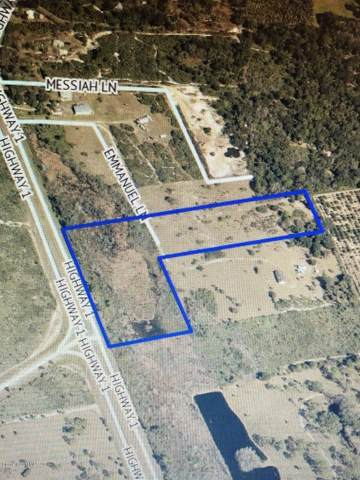 0000 Hwy 1, Mims, FL 32754 (MLS #861869) :: Blue Marlin Real Estate