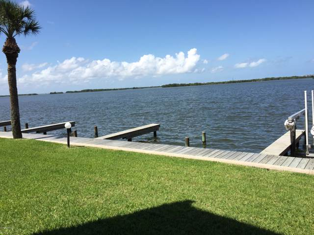 1825 Minutemen Causeway #104, Cocoa Beach, FL 32931 (MLS #861933) :: Blue Marlin Real Estate