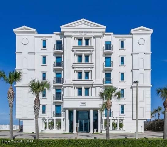1323 Highway A1a #601, Satellite Beach, FL 32937 (MLS #861949) :: Premium Properties Real Estate Services
