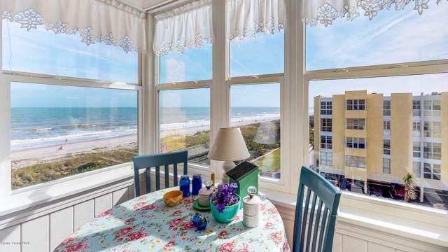 4700 Ocean Beach Boulevard #525, Cocoa Beach, FL 32931 (MLS #862081) :: Premium Properties Real Estate Services