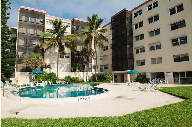 205 Highway A1a #212, Satellite Beach, FL 32937 (MLS #862120) :: Premium Properties Real Estate Services