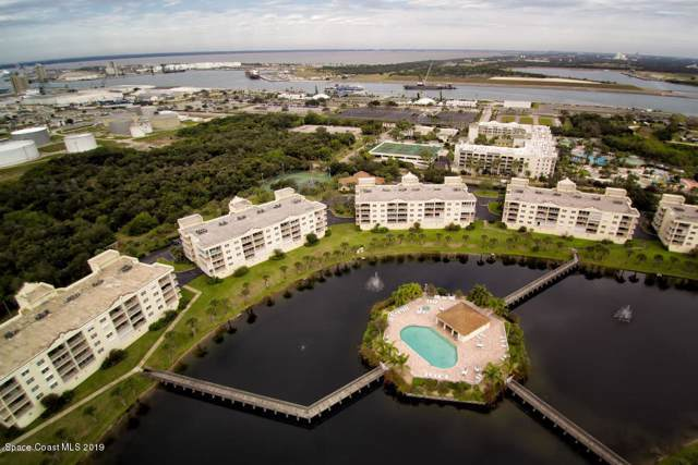 8891 Lake Drive #304, Cape Canaveral, FL 32920 (MLS #862133) :: Premium Properties Real Estate Services