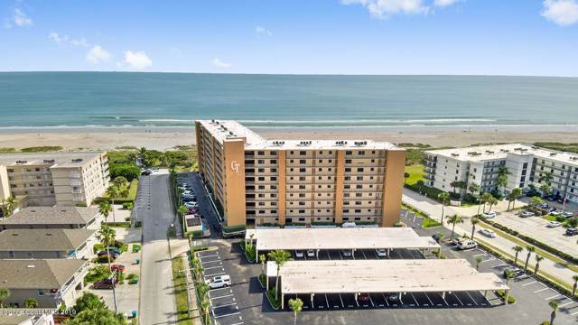 7520 Ridgewood Avenue #206, Cape Canaveral, FL 32920 (MLS #862137) :: Premium Properties Real Estate Services